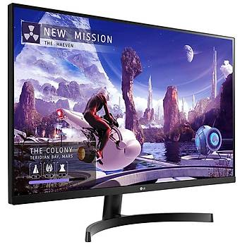 LG 32QN650-B 32 inch 75hZ 5mS qhd 2560X1440 FreeSync IPS Gaming Monitör