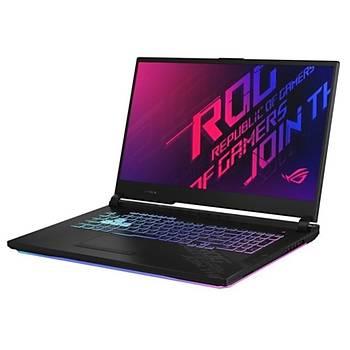 ASUS ROG SCAR17 G732LXS-HG010 Ý7-10875H 16GB 1TB SSD RTX2080 SUPER 8GB GDDR6 FHD 300HZ IPS 17.3  DOS