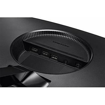 SAMSUNG LC24RG50FQMXUF 24 144Hz 4ms (Display+HDMI) FULL HD FreeSync CURVED GAMÝNG MONÝTÖR (Siyah)