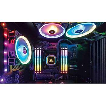 Corsair Vengeance RGB PRO 32GB(2x16) 3600 MHz DDR4 CMW32GX4M2D3600C18 Bellek