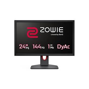 BENQ ZOWIE 24 XL2411K FHD 1MS 144Hz (HDMIx3 + DP v1.2 x1) COLOR VIBRANCE E-SPOR TN OYUNCU MONÝTÖRÜ