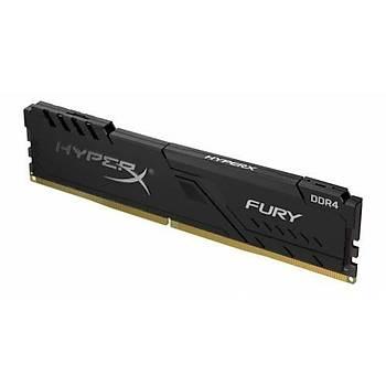 Kingston HyperX FURY Black 64GB 3200MHz DDR4 CL16 DIMM (2x32) Gaming Bellek (HX432C16FB3K2/64)
