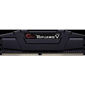 GSKILL RipjawsV 256GB (8X32) DDR4-3600Mhz CL16 Siyah 1.35V (F4-3600C18Q2-256GVK)