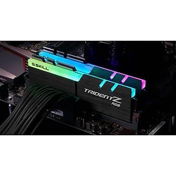 GSKILL TRIDENT Z RGB 16GB (2X8) DDR4-4600Mhz CL19 1.5V (F4-4600C19D-16GTZRE)