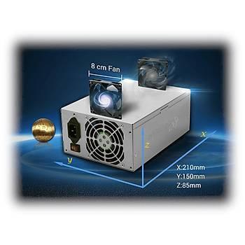 FSP Cannon FSP1600-55YD 1600W 8cm Fan Power Supply (Mining)