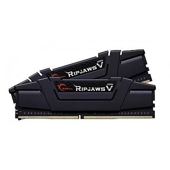 GSKILL RipjawsV 64GB (2X32) DDR4-4000Mhz CL18 Siyah 1.35V(F4-4000C18D-64GVK)