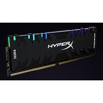 Kingston HyperX Predator RGB 32GB (2x16) 3200MHz DDR4 HX432C16PB3AK2/32 Gaming Bellek