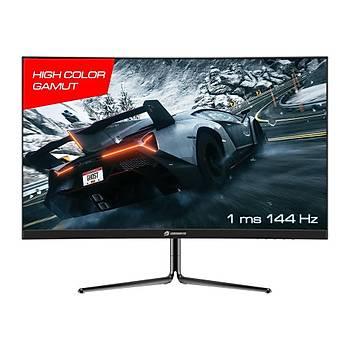 GameBooster GB-2461CF 24inch 144Hz 1ms Curved FreeSync Full HD Gaming Monitör