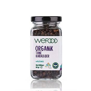 Wefood Organik Tane Karabiber 80 gr