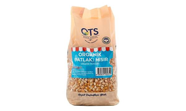 OTS Organik Popcorn (750g)