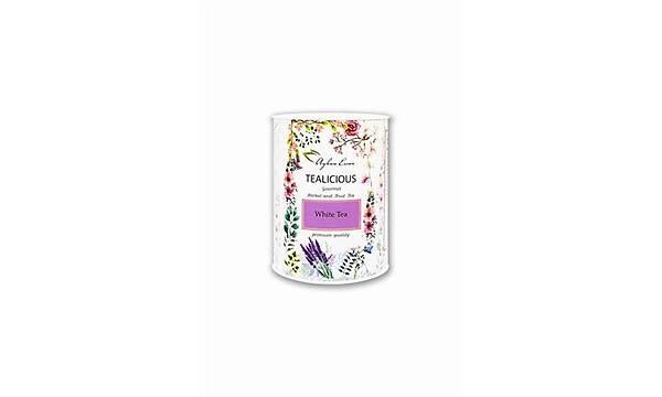 TEALICIOUS White Tea Jasmin 45 g