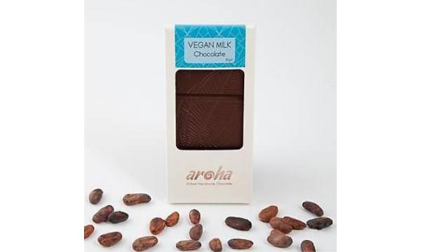 Aroha Vegan Sütlü Çikolata - Organik Hindistan Cevizi Sütü