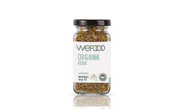 Wefood Organik Kekik 20 gr
