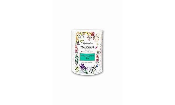 TEALICIOUS Rooibos Kýrmýzý Çay Vanilla 75 g