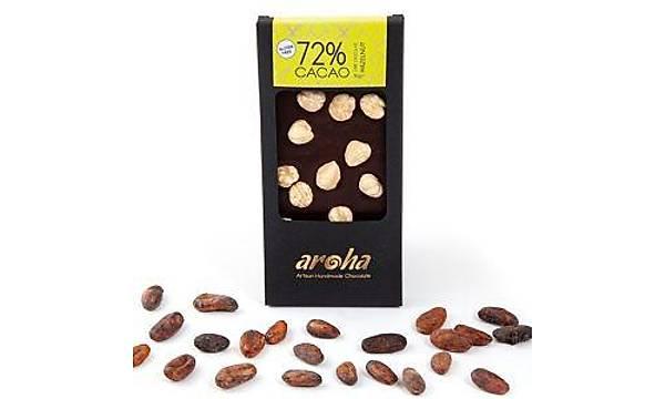 Aroha Fýndýklý Bitter Çikolata - %72 Kakao