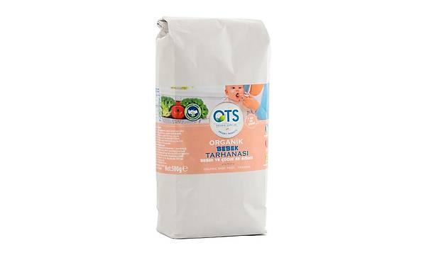 OTS Organik Bebek Tarhanasý (500g)