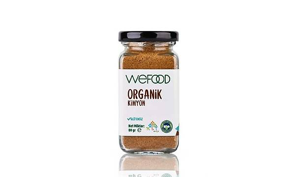 Wefood Organik Kimyon 80 gr