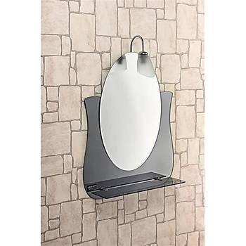 Lale Ayna Füme (Aplikli)
