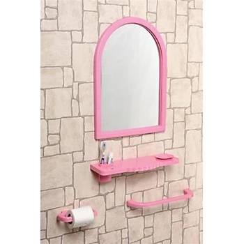 Mega Kubbeli Ayna Seti
