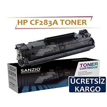 HP LaserJet Pro CF283A MFP M125nw, M225dn, M127fw, M127fn, M201n, M201dw Muadil Toner 83a