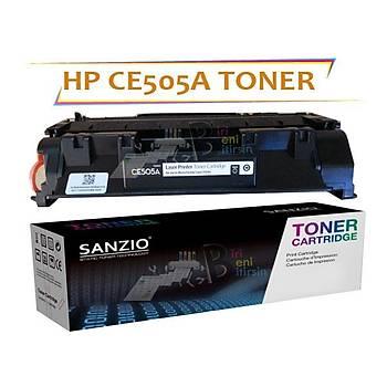 HP LaserJet CE505A Muadil Toner 05A P2030, P2035, P2050, P2055n, P2055d, P2055X