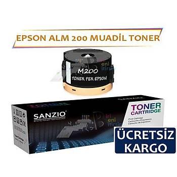 Epson Al-M200 Muadil Toner Al M200 Mx200