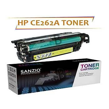 Hp Color LaserJet Ce262A Muadil Toner 648A CP4025 CP4525 CP4540