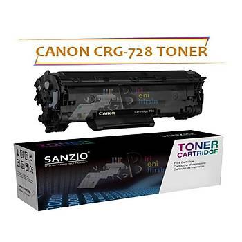 Canon Crg-728 Muadil Toner MF4410 MF4430 MF4450 MF4550