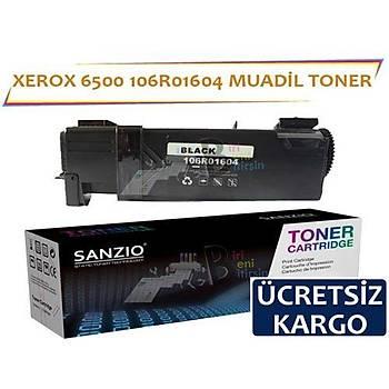 Xerox 6500 Siyah 106R01604 Muadil Toner Phaser 6500 6505N MFP