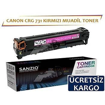 Canon Crg-731 Kýrmýzý Muadil Toner Lbp7100 Mf 8280 6680