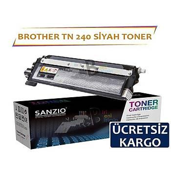 For Brother Tn 240BK Muadil Toner 3040/3070/9120