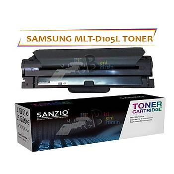 For Samsung MLT-D105L Muadil Toner SCX 4623 4623FN ML 1915 2580N SF 650 651P