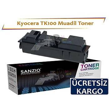 Kyocera Tk 100 Muadil Toner Kyocera FS 1000 1010