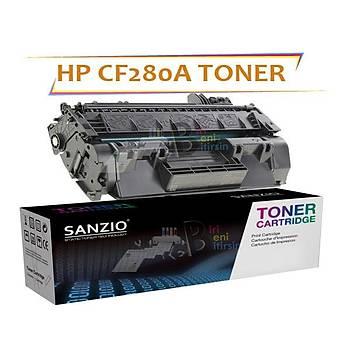 HP LaserJet CF280A Muadil Toner Pro 400, M401, M425