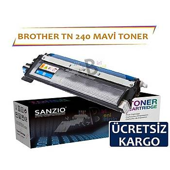 For Brother Tn 240 C Muadil Toner 3040/3070/9120