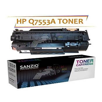 HP Q7553A MUADÝL TONER 53A 2015 2014 2727