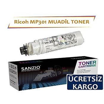 Ricoh MP301 Muadil Toner Afficio MP301SPF