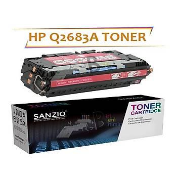 Hp Color LaserJet Q2683A Muadil Toner 311A 3700