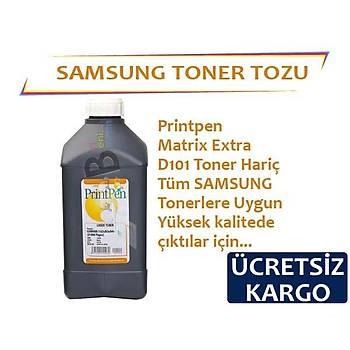 Prýntpen Samsung Tonerler Ýçin Siyah Toner Tozu 1Kg
