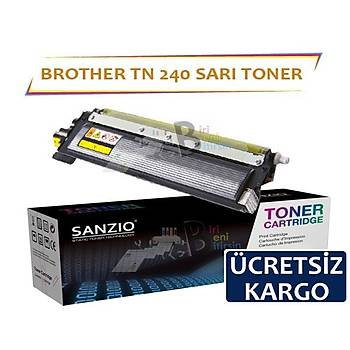 For Brother Tn 240 Y Muadil Toner 3040/3070/9120