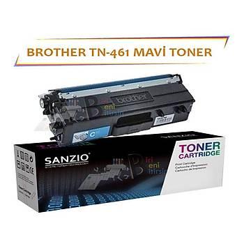 For Brother TN 461 Mavi Muadil Toner DCP L8410 MFC 8690 8900 HL8260