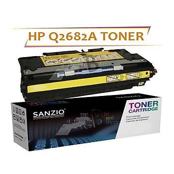 Hp Color LaserJet Q2682A Muadil Toner 311A 3700