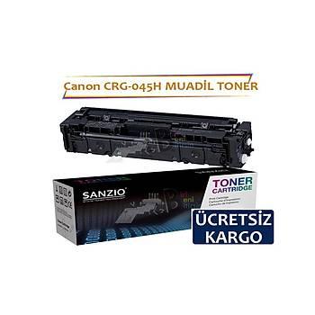 Canon CRG-045H Sarý Muadil Toner 2300Sayfa i-Sensys LBP 611cn 612