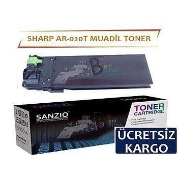Sharp AR 020T Muadil Toner AR 5516 5516D 5516N 5516S 5520 5520D 5520N 5520S