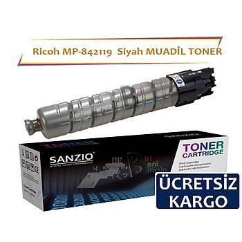 Ricoh MP C305SF Ricoh 842119 (841621) Black Siyah Muadil Toner Ricoh MP C305SPF C305SP