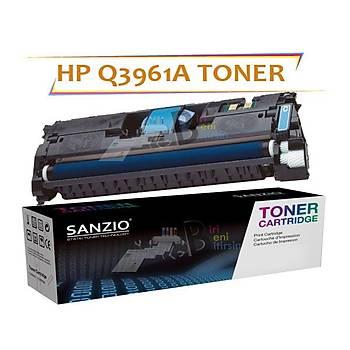 Hp Color LaserJet Q3961A Muadil Toner 122A 2550 2820 2840