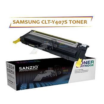 For Samsung Clt-Y407S Muadil Toner CLP320 CLP325 CLX3185 CLX3186