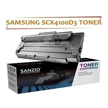 Samsung Scx 4100D3 Muadil Toner