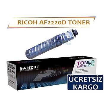 Ricoh Af2220d Muadil Toner Afficio 1022 2022 2027 2032 2550 3350 3025 3030