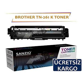 For Brother Tn 261 221 225 241 245 281 285 260 Bk Muadil Toner